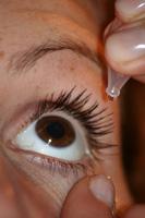 Kontaktlinsen nachbenetzung